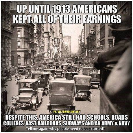 Taxed