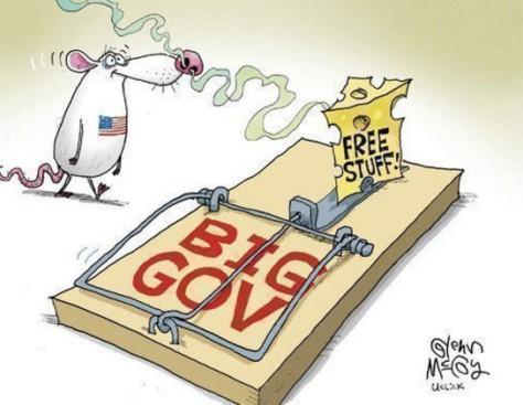 trap of free stuff