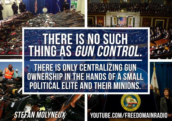 gun cnontrol truth