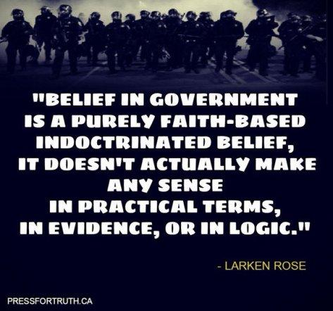 government & religion