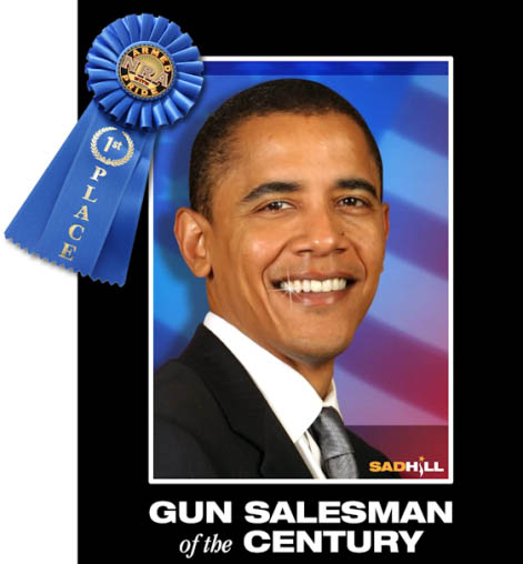 obama gun salesman century
